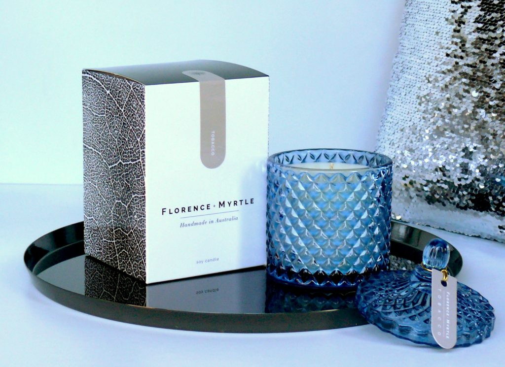 Florence + Myrtle Soy Candle Moroccan Range