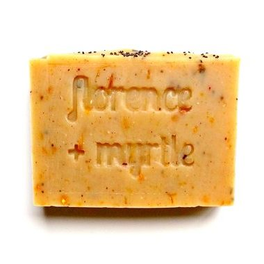 Spiced Orange Vegan Soap
