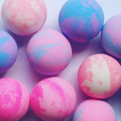 Bath Bombs Vegan Beauty
