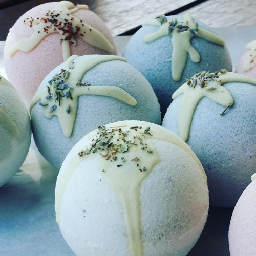 Spa Bath Bombs
