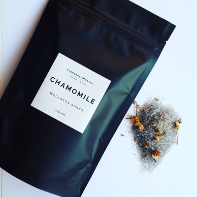 Chamomile Botanical Bath Soak