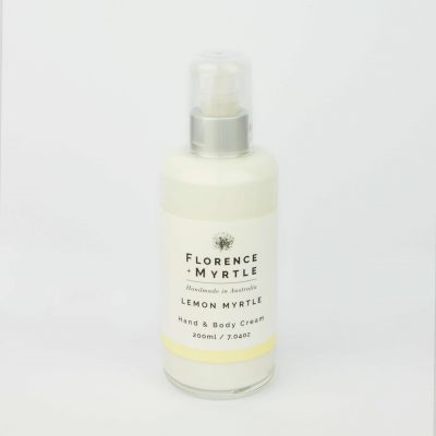 Lemon Myrtle Hand & Body Cream