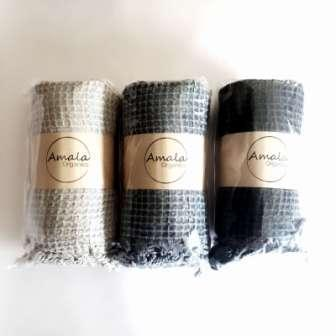 Handloomed Cotton Throw Towel SAMPLES