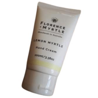 Lemon Myrtle Hand Cream