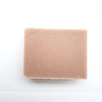 Red Clay Vegan Facial Soap